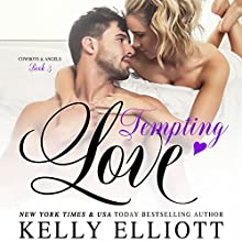 Tempting Love Audiobook by Kelly Elliott Narrated by Stephen Dexter, Yvonne Syn