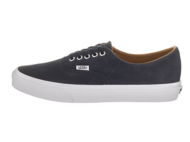 d66a1878f8ad Vans Mens Authentic Decon Blue Night White Low Top Trainers  Amazon.co.uk   Shoes   Bags
