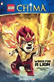 Wings For A Lion (Turtleback School & Library Binding Edition) (Lego Legends of Chima)