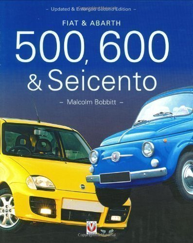 Fiat & Abarth 500, 600 & Seicento Updated & Enlarged, used for sale  Delivered anywhere in USA