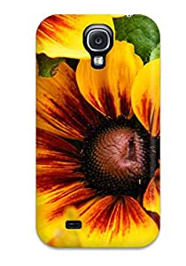 1697064K50540711 Ideal Case Cover For Galaxy S4(summer Flowers), Protective Stylish Case