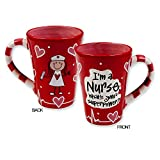 "Nurse 12 Oz Coffee Mug/cup with ""I'm A Nurse"" What's Your Super Power?"" Great Gift For Nurses…"