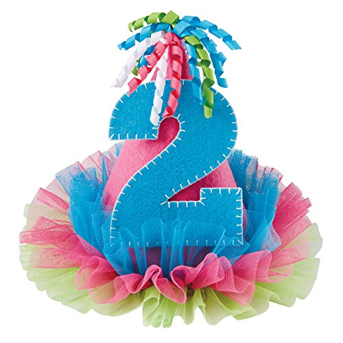 Mud Pie Felt Birthday Party No. 2 Hat for Girl