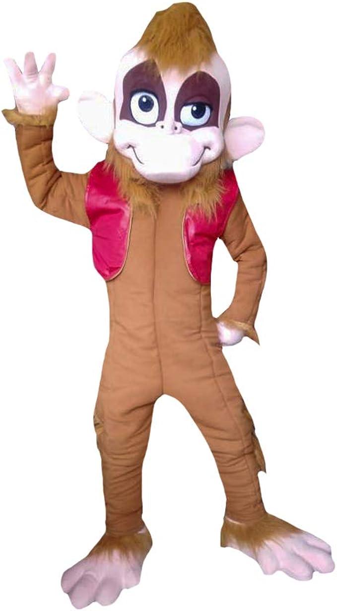 Quality Mascots Costumes Abu Monkey Genie Aladdin - Disfraz de ...