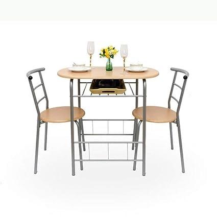 Mesas y sillas plegables Mesa y silla de comedor para ...