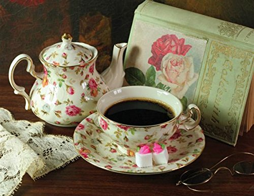 victorian teapot - 5