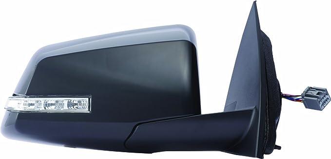 Exterior Accessories Saturn Outlook Power Side Door Mirror 2009 ...