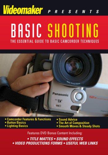 Videomaker Basic Shooting by York Publishing