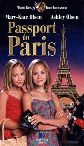 Passport to Paris [VHS]