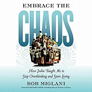 Embrace the Chaos Audiobook