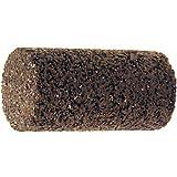 """PFERD 61893 Type 18 Straight Cone, Aluminum Oxide, 2"""" Diameter x 3"""" Length, 5/8-11 Thread, 18144 RPM, 16 Grit"""
