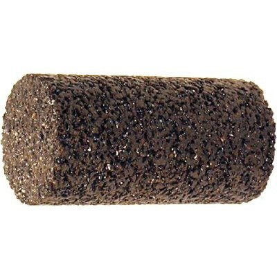 PFERD 61893 Type 18 Straight Cone, Aluminum Oxide, 2' Diameter x 3' Length, 5/8-11 Thread, 18144 RPM, 16 Grit 2 Diameter x 3 Length PFERD Inc.