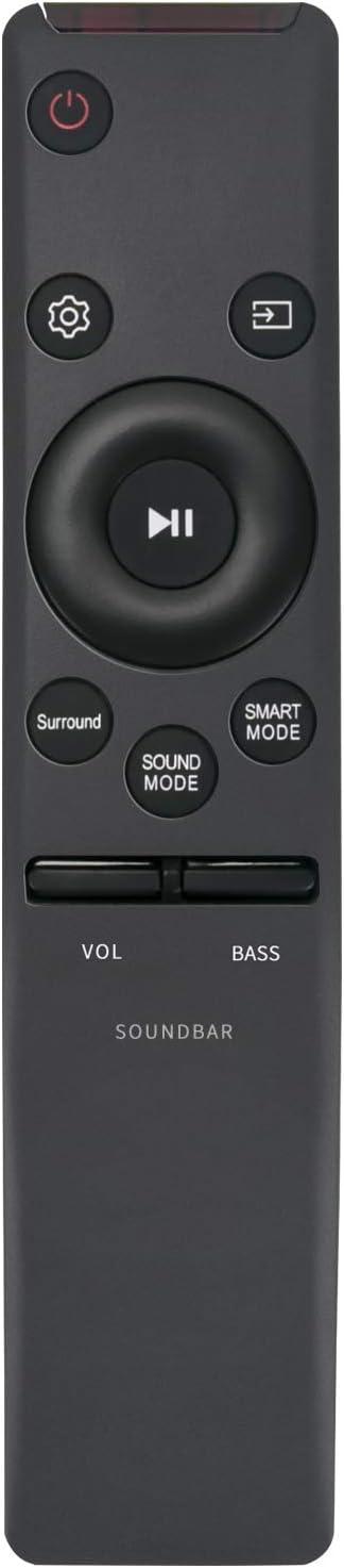 ALLIMITY AH59-02759A Control Remoto Reemplazar por Samsung Sound Bar HW-MS751 HW-MS750 HW-MS661 HW-MS6501 HW-MS6500 HW-MS660 HW-MS651 HW-MS650 HW-MS551 HW-MS550: Amazon.es: Electrónica