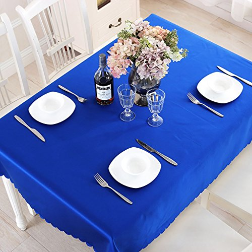 A1 200X300cm Nappes Nappe De Thé Nappe Satinée Nappe Rectangulaire Nappe De Fête Nappe De Restaurant (Couleur   A1, taille   200X300cm)