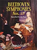 Beethoven Symphonies Nos. 1-5 Transcribed for Solo Piano (Dover Music for Piano)