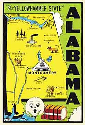Alabama YellowHammer State