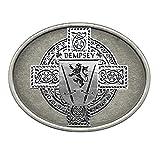 Dempsey Irish Coat of Arms Regular Belt Buckle