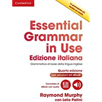 Essential grammar in use book with answers and interactive ebook. Con Contenuto digitale per download e accesso on line: 1