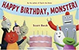 Happy Birthday, Monster!