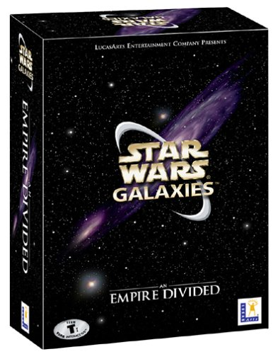 Star Wars Galaxies: An Empire Divided - PC (Galaxies Wars Star)