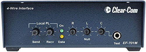 (Clear-Com EF-701M | 4 Wire Interface Call Signal Converter)