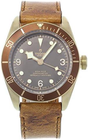 Tudor Heritage Black Bay Bronze 79250BM Automatic Men s Watch