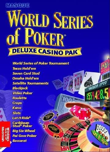 World series of poker deluxe casino pack no deposit bonus online gambling forums