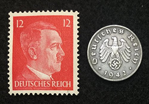 Swastika Reichspfennig German World Hitler product image