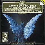 Mozart: Requiem / Tomowa-Sintow, Müller Molinari, Cole, Burchuladze; von Karajan