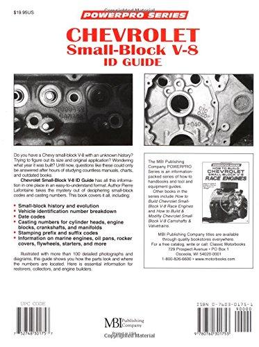 Chevrolet Small-Block V-8 ID Guide (Motorbooks Workshop