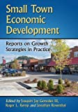 img - for Small Town Economic Development: Reports on Growth Strategies in Practice book / textbook / text book