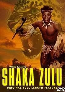 amazoncom shaka zulu edward fox robert powell trevor