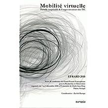 ½ Mobilite Virtuelle : Portails Cooperatifs ET Usages Novateurs de