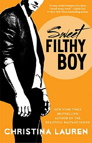 book cover of Sweet Filthy Boy