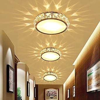 Kristall Licht Flur Flur Licht led Lampe Gang Lichter Eingang ...