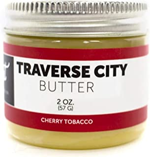 product image for Detroit Grooming Co. - Traverse City Beard Butter - Cherry Tobacco Scent - Beard Balm - Beard Conditioner (2oz.)