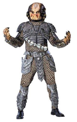 Deluxe Predator Costume - Standard - Chest Size 46 (Full Predator Costume For Sale)