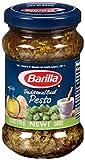 Barilla Traditional Basil Pesto Sauce, Green Pesto Pasta Sauce, 6.3 Ounce