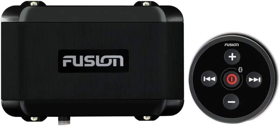 Fusion MS-BB100 Marine Black Box Entertainment System w/Bluetooth Wired Remote