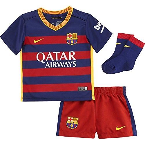 c9d1dd0e5 Nike 2015 16 Infant FC Barcelona Home Kit  Loyal Blue  (9-12)