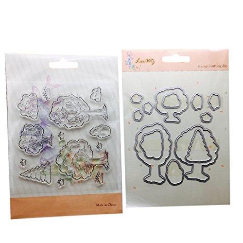 (UIFIDI Scrapbooking Album Paper Card Craft)