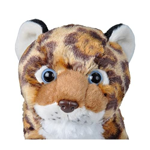 4bdd091b Wild Republic Jaguar Cub Plush, Stuffed Animal, Plush Toy, Gifts for ...