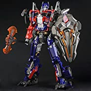 Transformers Wei Jiang Movie Leader Class Alloy Diecast Optimus Prime by BestGrey