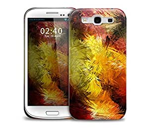 geometric Samsung Galaxy S3 GS3 protective phone case by runtopwell