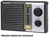 Sony 2 Band Receiver Portable AM & FM Transistor