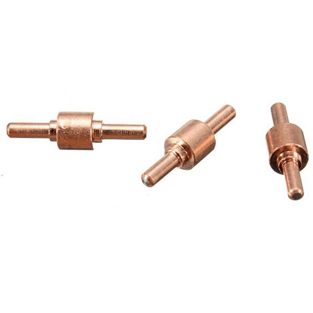 Fangfeen 85pcs Luft-Plasma-Schneidemaschine Schneidbrenner Elektroden D/üsen TIPP Shield Schalen Kit Ersatz f/ür CUT-50D CUT50 CT-312