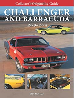 Dodge and plymouth muscle car 1964 2000 red book peter sessler collectors originality guide challenger and barracuda 1970 1974 fandeluxe Image collections