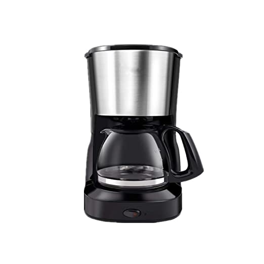 NAB325 Cafetera de Goteo, cafetera de café instantáneo de 650 ml ...