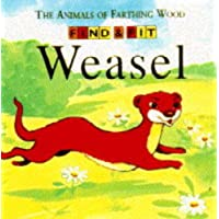 Weasel (Farthing Wood Find & Fit Book)