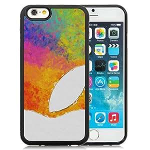 iPhone 6 Cover Case,Apple Event Art Illust Black Personalized Cool Design iPhone 6 4.7 Inch TPU Case